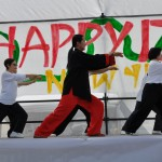 Master Amin Wu and Students performed Yang-style Tai Chi Chuan at the Lunar New Year Celebration 2013 in Millbrae, California