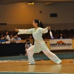 "Master Amin Wu performed Wu-style Tai Chi Sword in the ""Masters Demonstration"" at the 2011 Golden State International Wushu Championships and National Wushu Team Trials, San Jose, California."