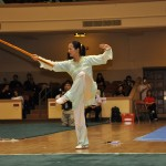 "Master Amin Wu performed  Tai Chi Cane in the ""Masters Demonstration"" at the 2011 Golden State International Wushu Championships and National Wushu Team Trials, San Jose, California."