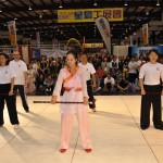 Master Amin Wu and Students performed Tai Chi Cane at the Sing Tao Expo 2012 in San Mateo, California
