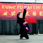 Master Amin Wu performed on Kungfu/Tai Chi Day 5/22/ 2016  in San Jose, California